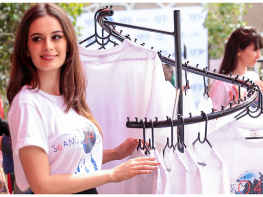 In Conversation: Evelyn Sharma Tells Us All About Seams For Dreams & The SFD Truck