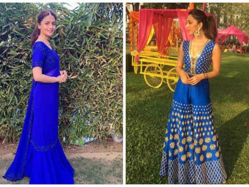 6 Bollywood Inspired Bridesmaids Outfits