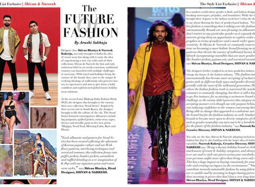 Shivan & Narresh Weigh In on #SeoulSeries, Fashion Sustainability, & Genderless Fashion!
