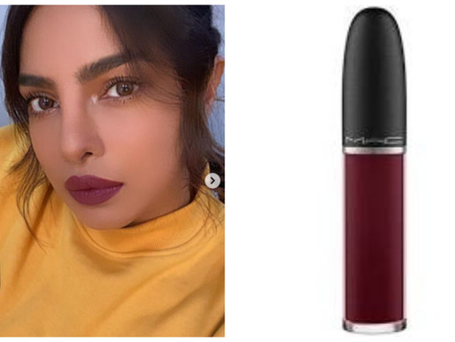Must-Have Wine Lipstick Shades For Dusky Skin Tones