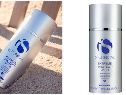 Beauty Review: iS Clinical Extreme Protect SPF 40 PerfecTint in Beige