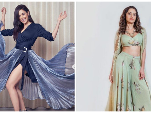 Nushrat Bharucha Shows Us How To Ace Petite Dressing!