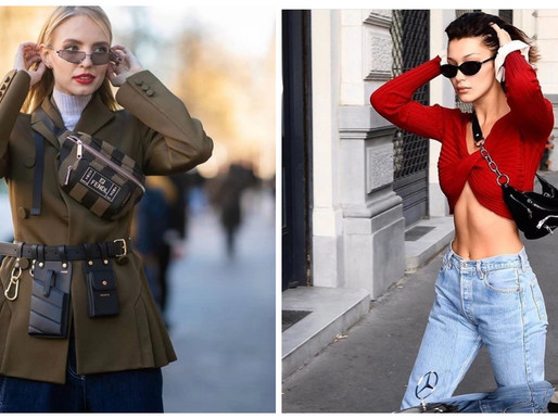 Here Are The Best Ways To Style The Fanny Pack!