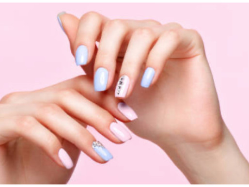 11 Nail Art Design Ideas To Give Your Manicure An Upgrade