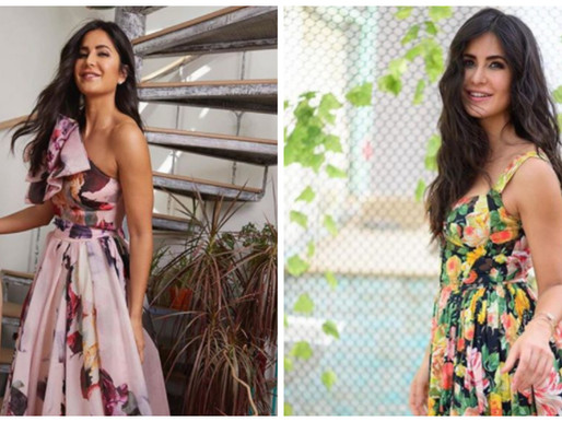 Summer Bloom: Katrina Kaif Is Making A Serious Case For Summer Floral's!