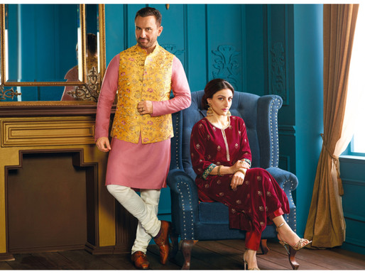 Must-Have Pieces From The House of Pataudi To Tastefully Elevate Your Festive Season Style