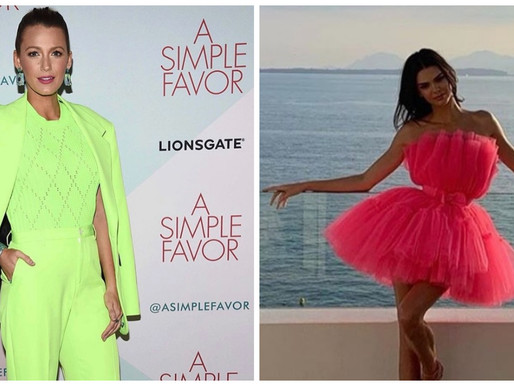 Are Highlighter Hues The Must-Try Trend Of The Season?