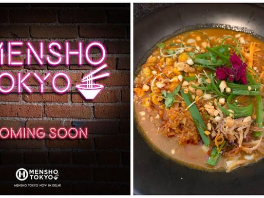 Delhi's First-Ever Authentic Ramen Restaurant, Mensho Tokyo To Open Doors Next Week