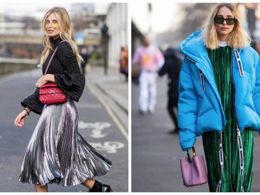 5 Ways To Wear The Futuristic Fashion Trend: Metallic