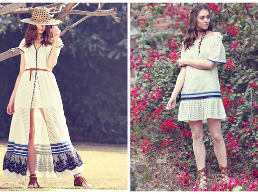 Sruti Jindal's Homegrown Label Is A Paradise For All Bohemian Lovers
