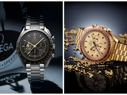 50 Years Ago Omega's Watch went To The Moon!
