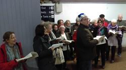 Carols at the Station