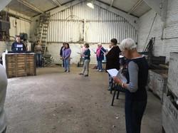 Barn Practice