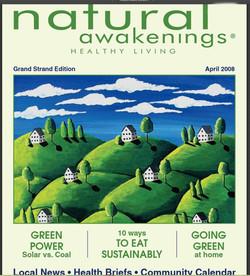 Natural Awakenings Magazine Cover