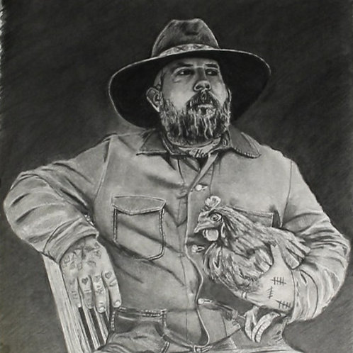 Jeremy Pinnell Print 8x10
