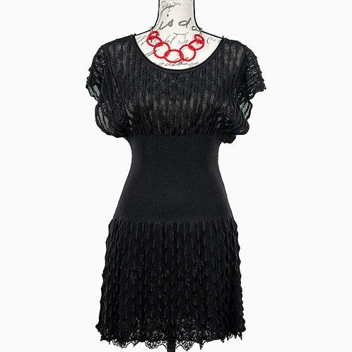 0620 PEPLOS DRESS