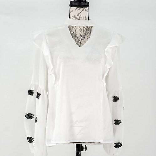 0705 WHITE & BLACK TOP