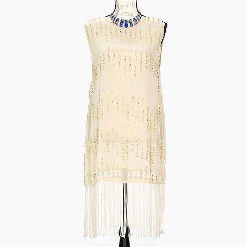 0740 HAGEL FLAPPER DRESS
