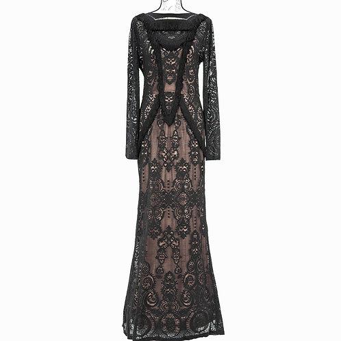1509 BCBG BLACK TIE DRESS
