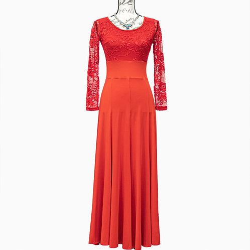1041 DANCEWEAR DRESS