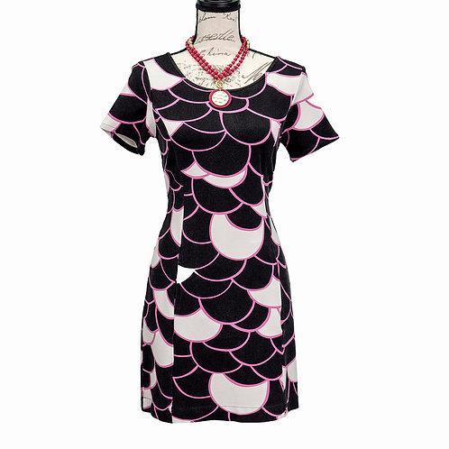 0521 MULTICOLOR TORI RICHARD DRESS