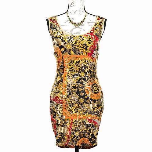 0841 SOLAR DRESS