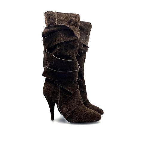 1178 SUEDE BROWN BOOTS