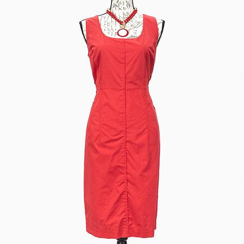 1031 CLUB MONACO RED DRESS