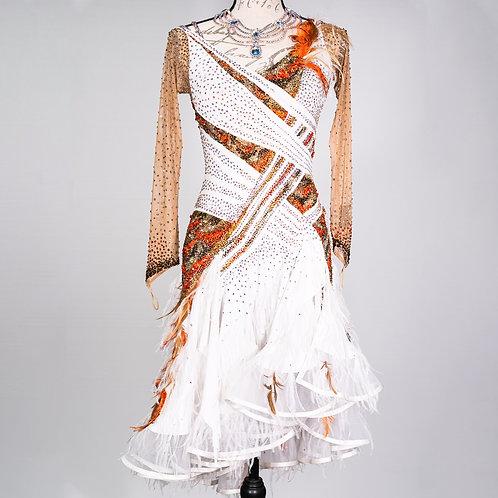 0014 DTS RHYTHM DRESS