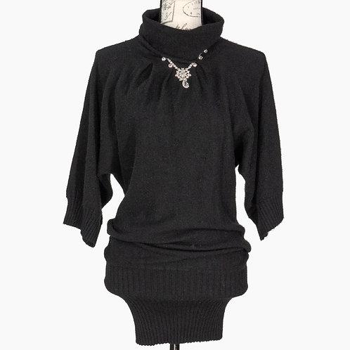 0790 BEBE SWEATER DRESS