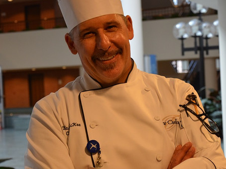 Newsletter: Executive Corp Chef!