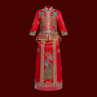 KONG QUE QUN GUA (a.k.a THE PEACOCK) 孔雀裙褂