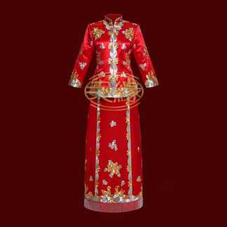YUAN YANG QUN GUA (a.k.a THE MANDARIN DUCK) 鸳鸯裙褂