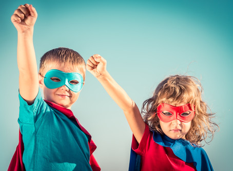 Liceinators - The Lice Terminating Super                        Heroes has Launched!