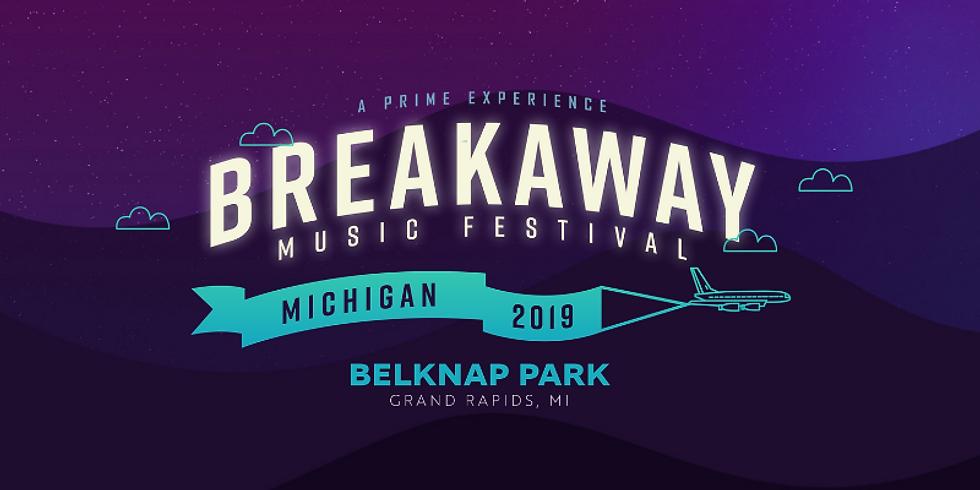 Breakaway Music Festival Michigan