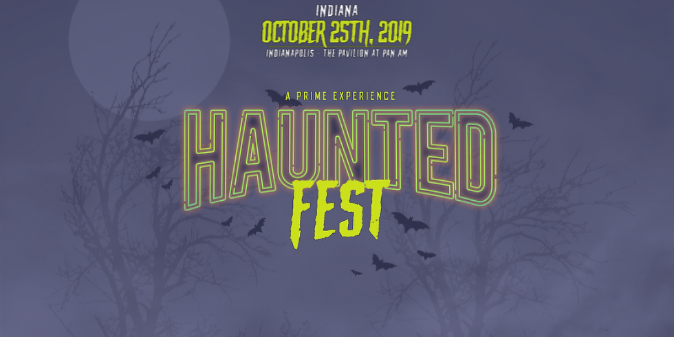 Haunted Fest in Indianapolis Indiana