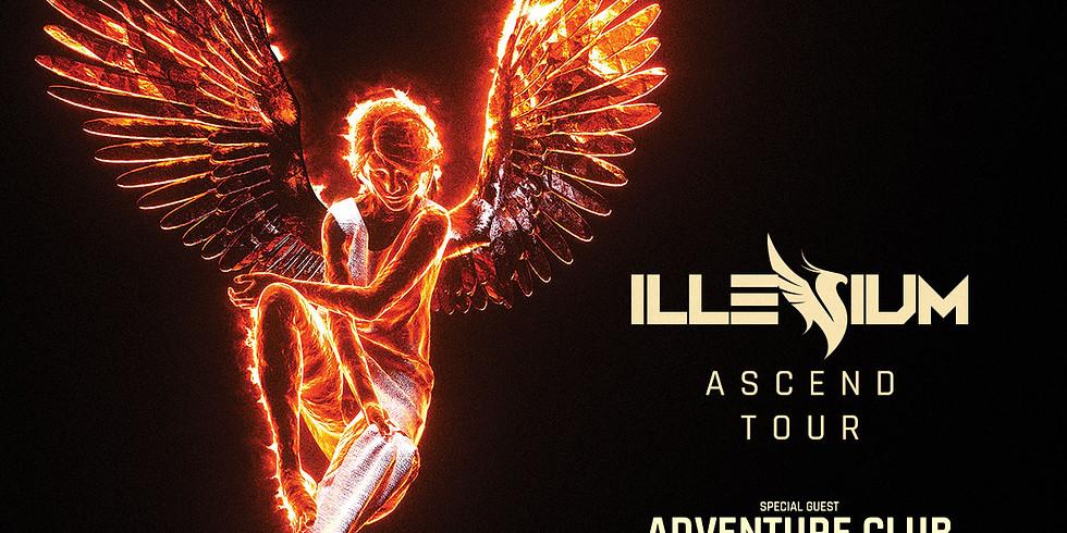 Illenium: The Ascend Tour in Nashville Tennessee