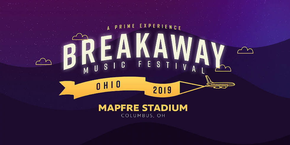 Breakaway Music Festival Columbus Ohio