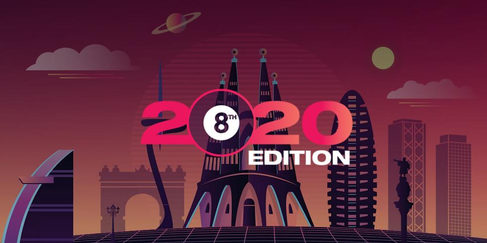 AbroadFest Europe 2020 in Barcelona, Spain