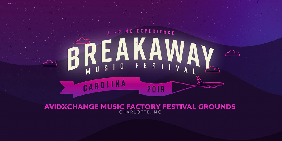 Breakaway Music Festival Carolina