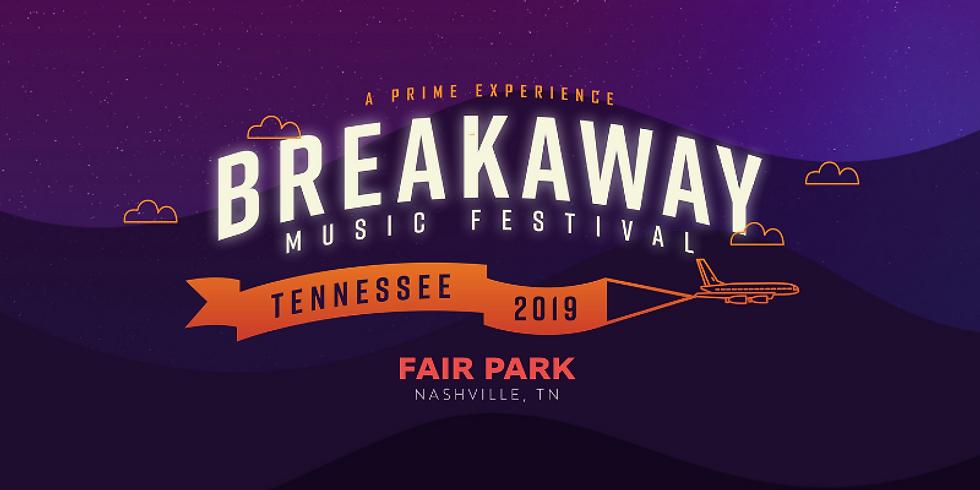 Breakaway Music Festival Tennessee