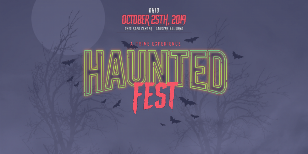 Haunted Fest in Columbus Ohio