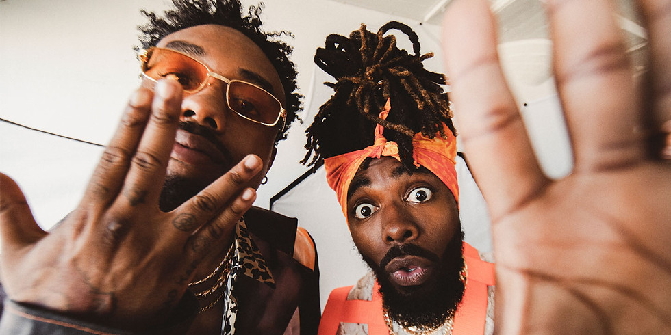 The Monster Energy Outbreak Tour Presents: EarthGang - Welcome to Mirrorland in Columbus Ohio