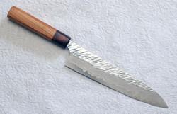 ダマスカス牛刀210