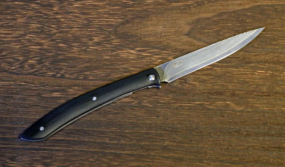 folding knife 105 mm