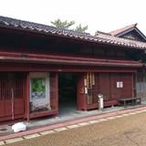 an old house in Mikuniminato area