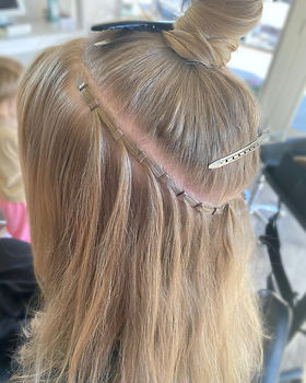 beaded row extensions