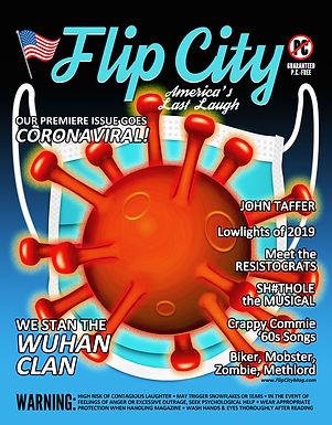 Flip City DIGITAL Subscription  --   (6 Issues starts NOV 1)