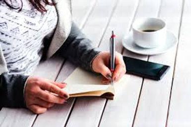 Deixe seu medo de lado e escreva!