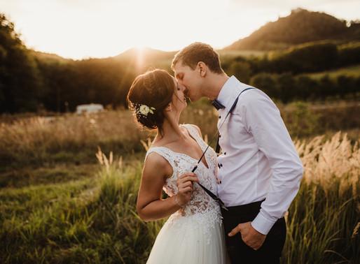 Svatba Dominiky a Petra